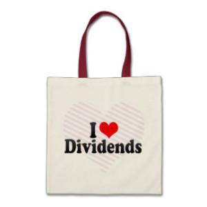 Mulle meeldivad dividendid!
