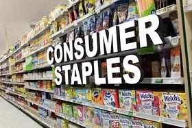 Tarbekaupade sektori aktsiate hinnad languses
