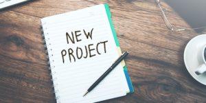 Uute projektide otsingul